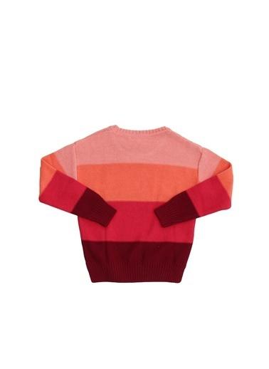 Pink&Orange Kazak Renkli